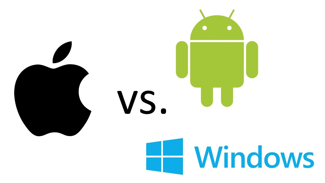 Windows vs. Mac OS X | iOS vs. Android - Welches OS ist ...