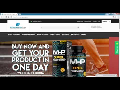 Tutorial de importação de suplementos na IPUMPSHOP.COM