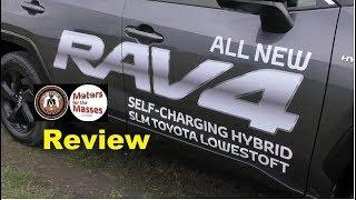 2019 Toyota RAV4 Hybrid UK Review