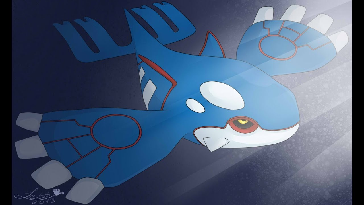 Uncategorized How To Draw Kyogre how to draw kyogre youtube
