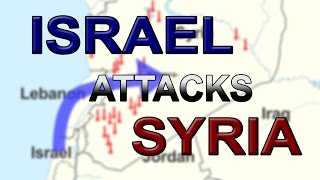 Israel ATTACKS Syria! March 17, 2017 (Analysis of the Strike)