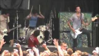 the Devil Wears Prada - HTML rulez d00d @ Warped Tour 09 - Charlotte, NC 7/23/09