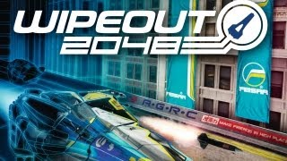 CGRundertow WIPEOUT 2048 for PlayStation Vita Video Game Review