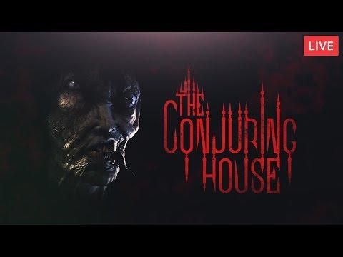 THE CONJURING HOUSE - САМЫЙ СТРАШНЫЙ ХОРРОР?