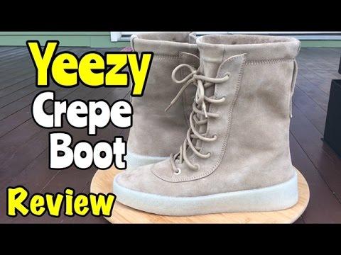 80c4924b56947 Yeezy Season 2 Crepe Boot