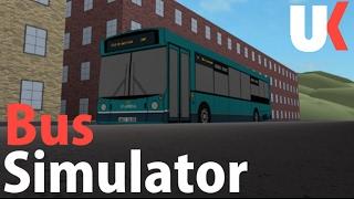 Roblox - France Simulateur de bus au Royaume-Uni (fr) Épisode 3 ( Itinéraire bleu