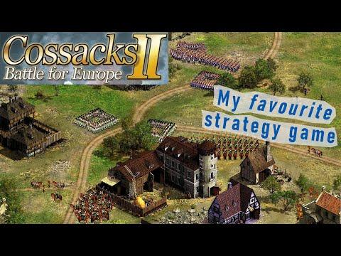 Best STRATEGY game I Cossacks 2 Multiplayer Match I boomerang vs Landser  