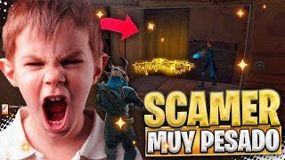 👿SCAMEO to SCAMER VERY HEAVY🔥 Fortnite Save the World