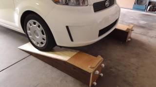 Car Ramp Testing