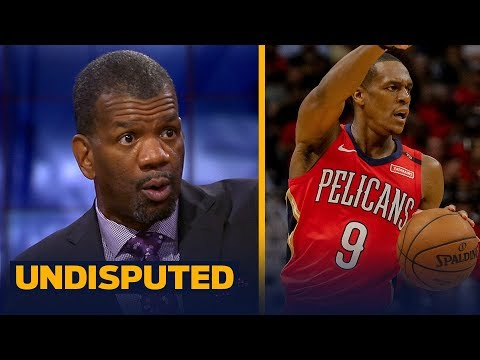 Rob Parker wonders how PG Rajon Rondo would react if Lonzo Ball starts over him   NBA   UNDISPUTED