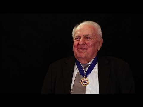 Presidential Medal of Freedom Recipient - Abner Mikva