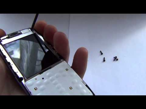 Nokia E51 Disassembly Energizerx2