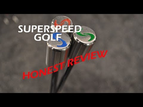 **NEW** Superspeed Golf Training Aid – Honest Review