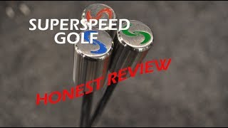 **NEW** Superspeed Golf Training Aid - Honest Review