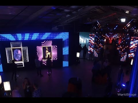 WorldStage Technology Fun House San Francisco