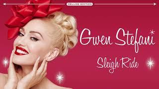 Gwen Stefani - Sleigh Ride (Audio) YouTube Videos