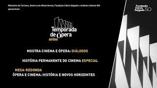 História Permanente do Cinema especial on-line - Ópera e Cinema: história e novos horizontes | FCS