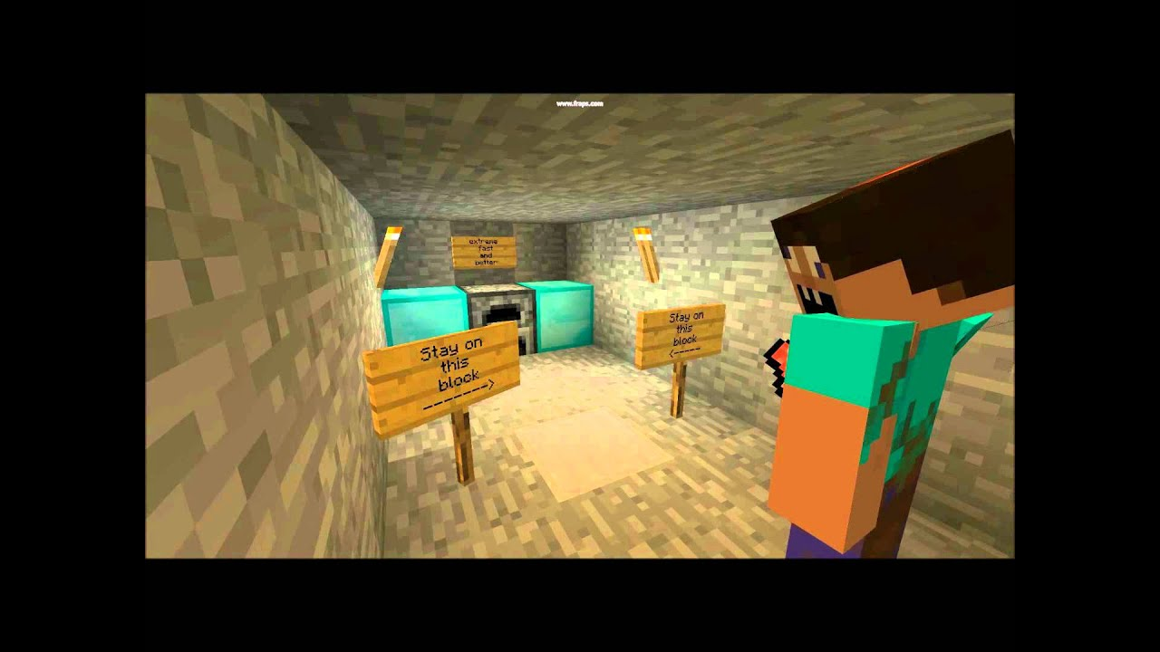 Top 10 Traps In Minecraft  D