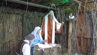 Рождественский вертеп Никополь