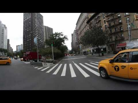 Upper West Side fly by 360