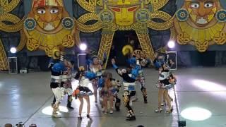 FRATERNIDAD ARTÍSTICA CAPORALES SANTOS - Final Nacional 2016