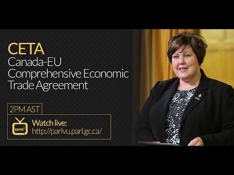 CETA Debate