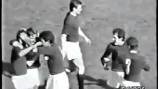 Inter - Torino 1-2 - Campionato 1966-67 - 24a giornata