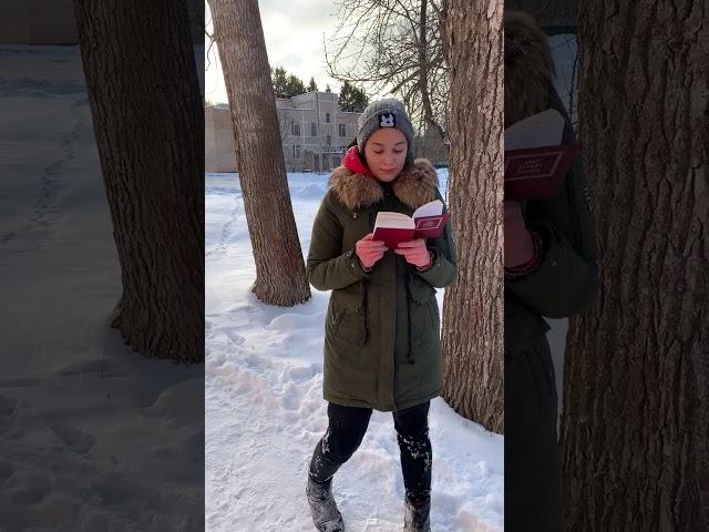 Гельская Виктория читает произведение «Родник» (Бунин Иван Алексеевич)