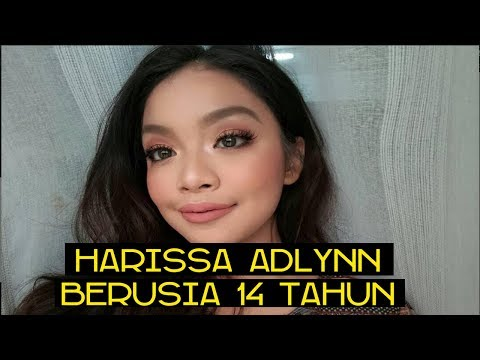 VIRAL!! Harissa Adlynn Berusia 14 Tahun Menjadi Penyanyi Lagu Latar Video Nikah FattZura