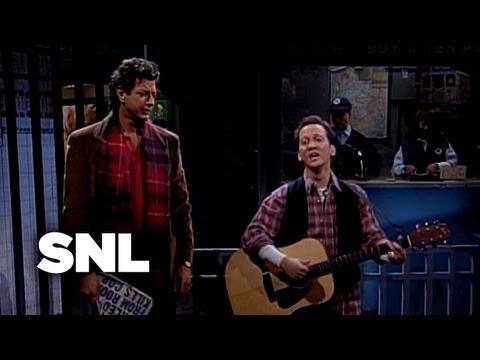 Subway Guitarist -