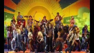 MDB - Muzikál Vlasy / Musical Hair - Dlouhý vlasy mám - Roman Vojtek