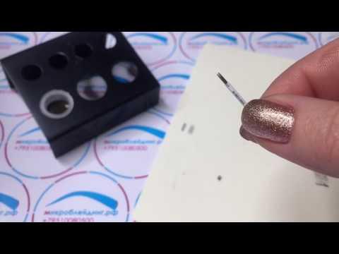 Обзор круглых игл для теневой техники и растушёвки в микроблейдинге