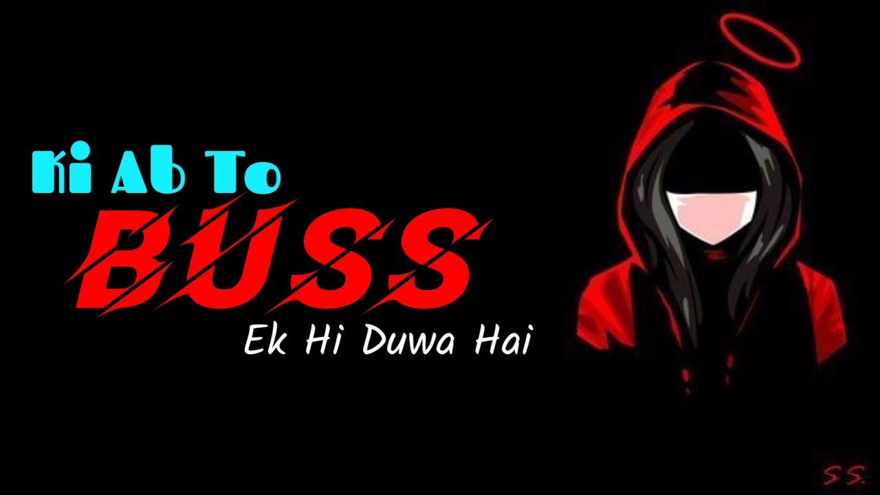 Buss Itni Duwa Hai | Attitude Status | Mps Vivek