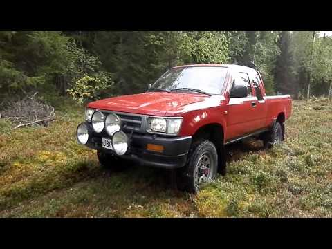 VW TARO 2.4 1993