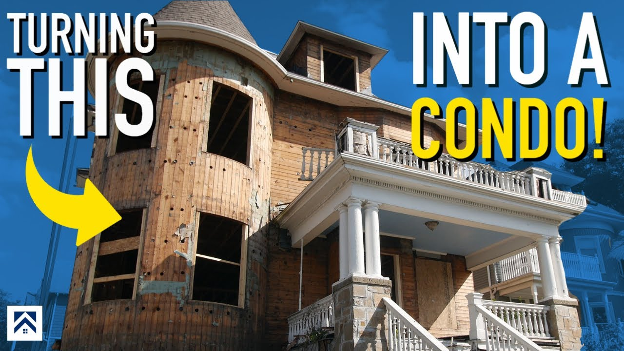 We're Making Progress on our Condo Conversion in Boston!   Walkthrough & Real Estate Advice