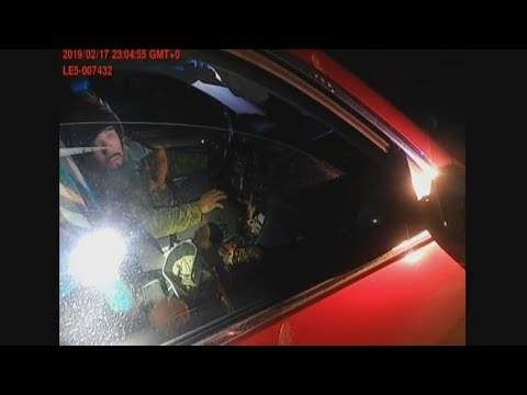 Body camera video released in Napa Co. officer involved shooting