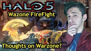 Thoughts on Warzone? [Halo 5 - EP:48] (Heroic Warzone Firefight on Temple)