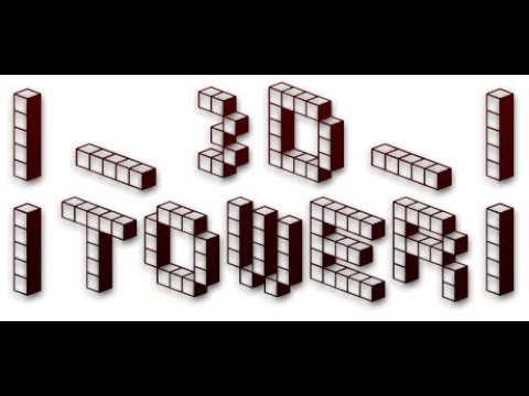 3D Tower - Gameplay |