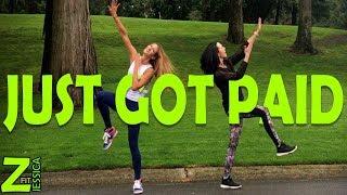 Just Got Paid - Sigala || ZumbaFitJessica Video