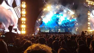 ACDC Auckland New Zealand For Those About to Rock