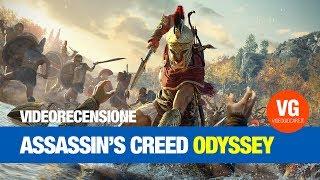 Assassin's Creed: Odyssey - Recensione: BRAVA UBISOFT!