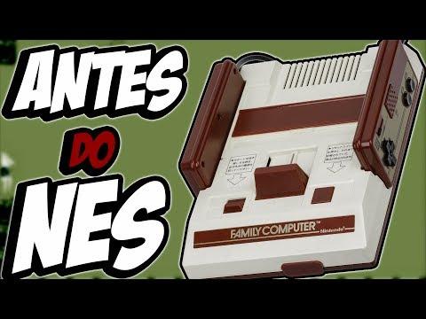 7 CONSOLES DA NINTENDO LANÇADOS ANTES DO NES