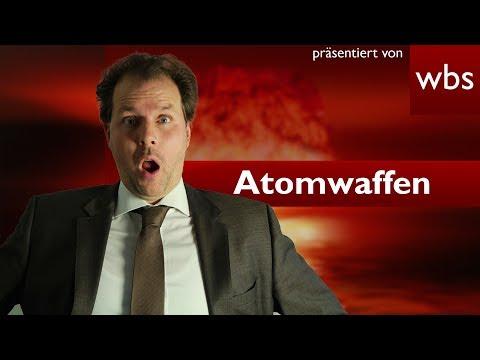 Atomwaffen auf deutschem US-Stützpunkt - Verfassungsrechtlich ok? | Rechtsanwalt Christian Solmecke