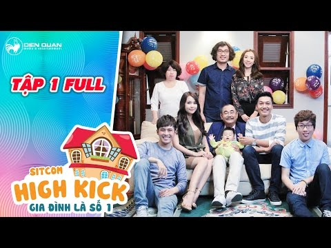 Gia đình là số 1 sitcom | tập 1 full hd:gia đình ông Nghĩa tranh luận vui nhộn trong sinh nhật cu Bo