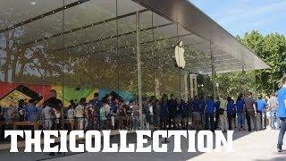 Ouverture de l'Apple Store Aix-en-Provence