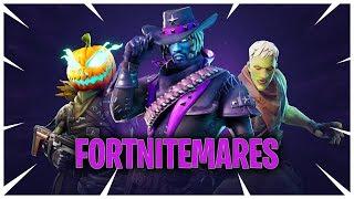 Fortnitemares 2018 Official Trailer