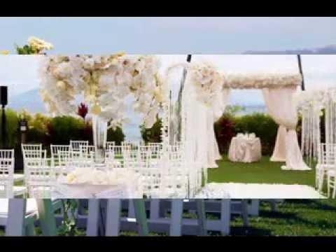 Simple Wedding Aisle Decorations Ideas Youtube