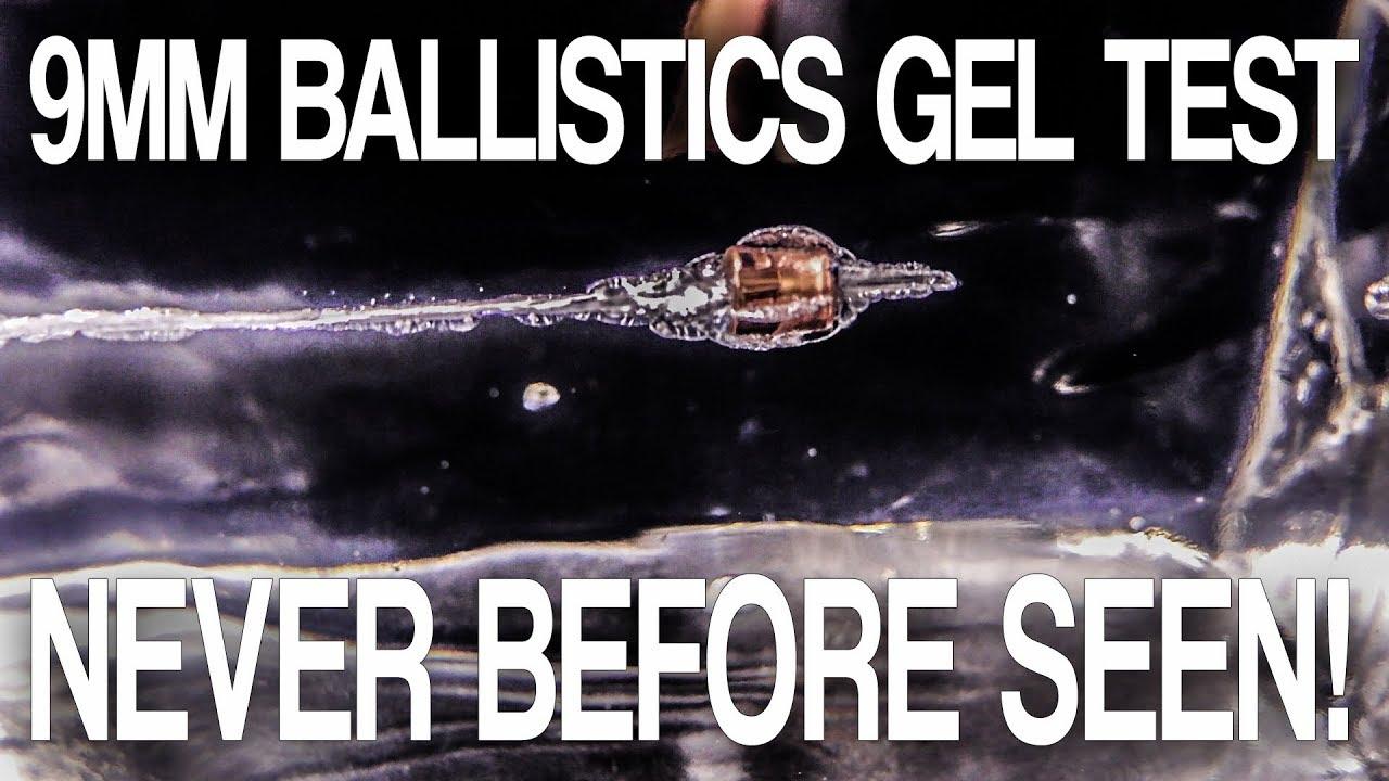 Barrier Blind 9mm Ballistics Test!
