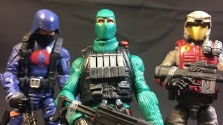 GI Joe 3 Pack (Beachhead, Cobra Trooper, and Viper Officer) Thumbnail