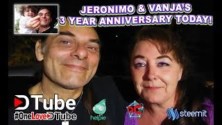 @jeronimorubio & Vanja on their 3 Year Anniversary Together - David has a Friend in Blizzcon Gaming